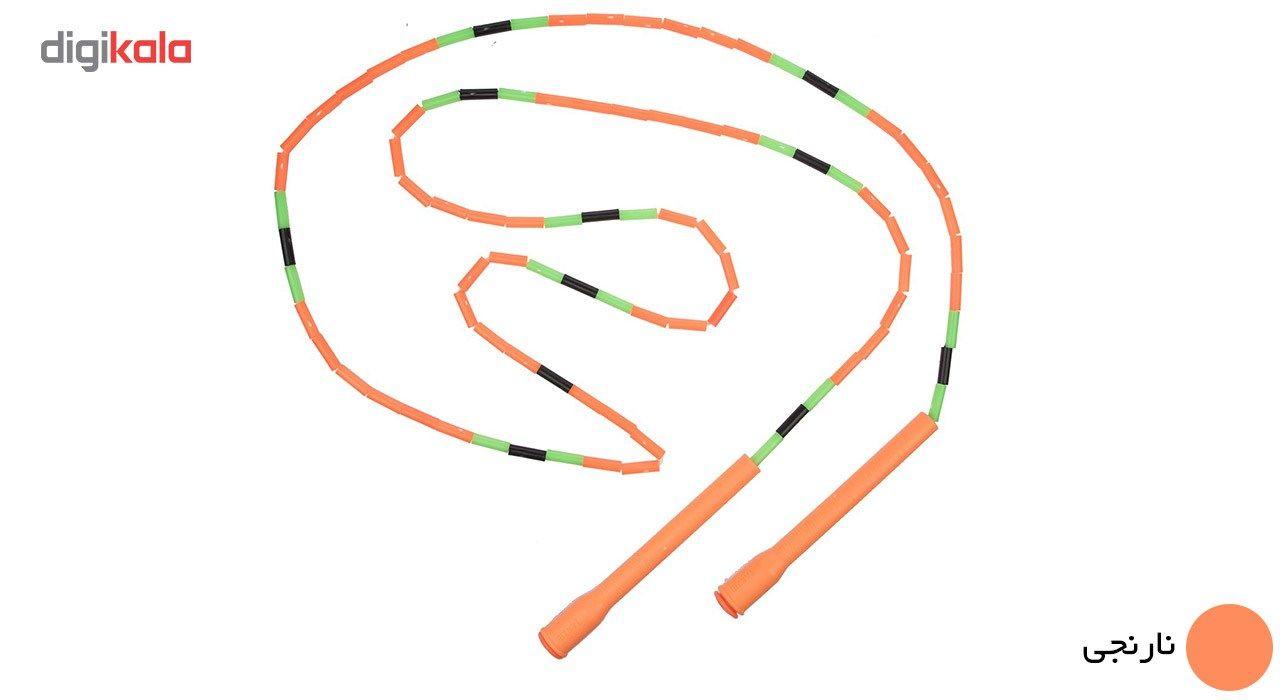 طناب ورزشی تناسب اندام تن زیب مدل Magic main 1 1