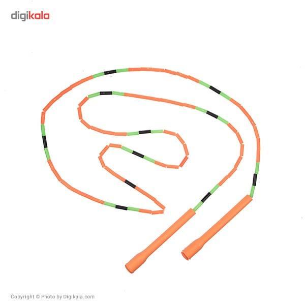 طناب ورزشی تناسب اندام تن زیب مدل Magic main 1 2