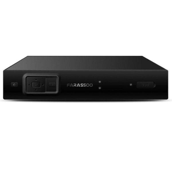 گيرنده ديجيتال فراسو مدل اف دی آر ۲۲۴   Farassoo FDR-224 DVB-T2 SET-TOP BOX