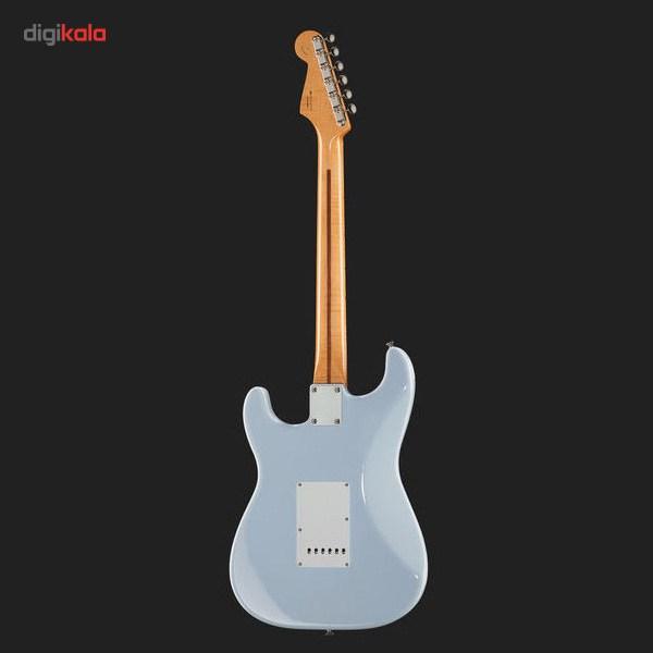 قیمت                      گیتار الکتریک فندر مدل Special Edition 50s Stratocaster Jetstream Blue              ⭐️⭐️⭐️