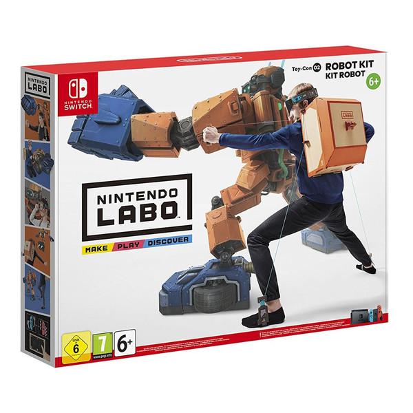 کیت نینتندو مدل Labo Robot مناسب برای نینتندو سوییچ