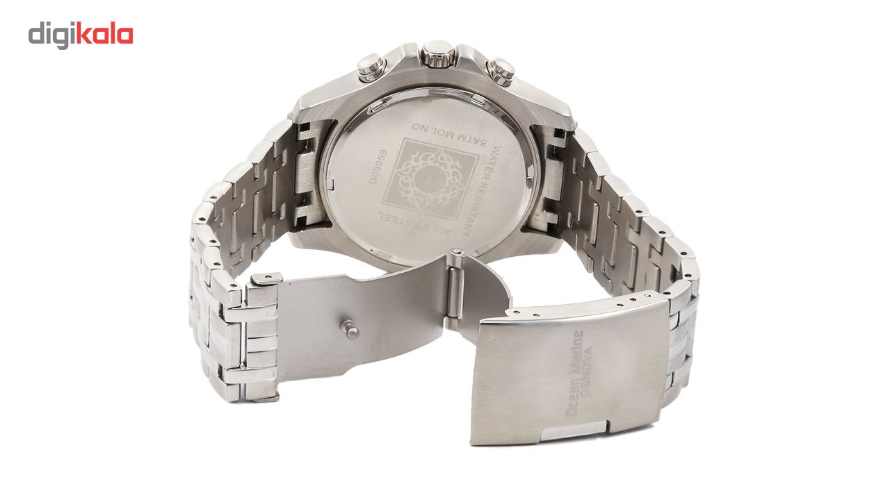 ساعت مچی عقربه ای مردانه اوشن مارین مدل G09959-3