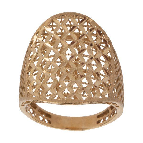 انگشتر طلا 18 عیار زنانه مایا ماهک مدل MR0377