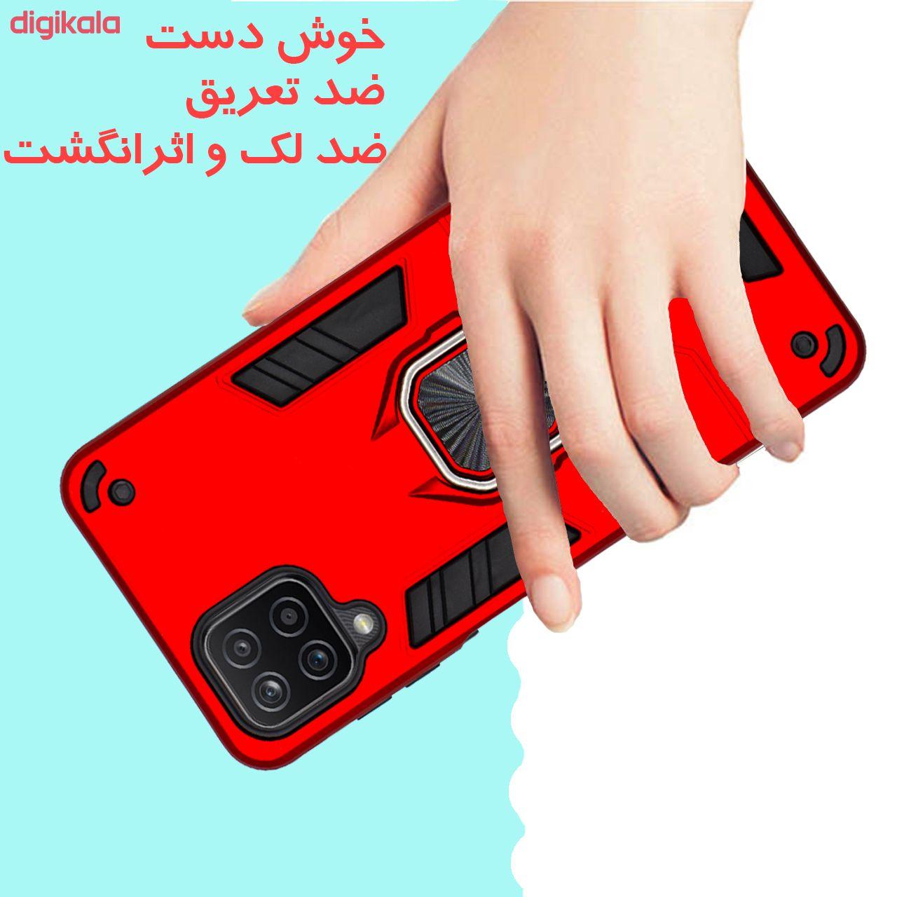کاور کینگ پاور مدل ASH22 مناسب برای گوشی موبایل سامسونگ Galaxy A12 main 1 5