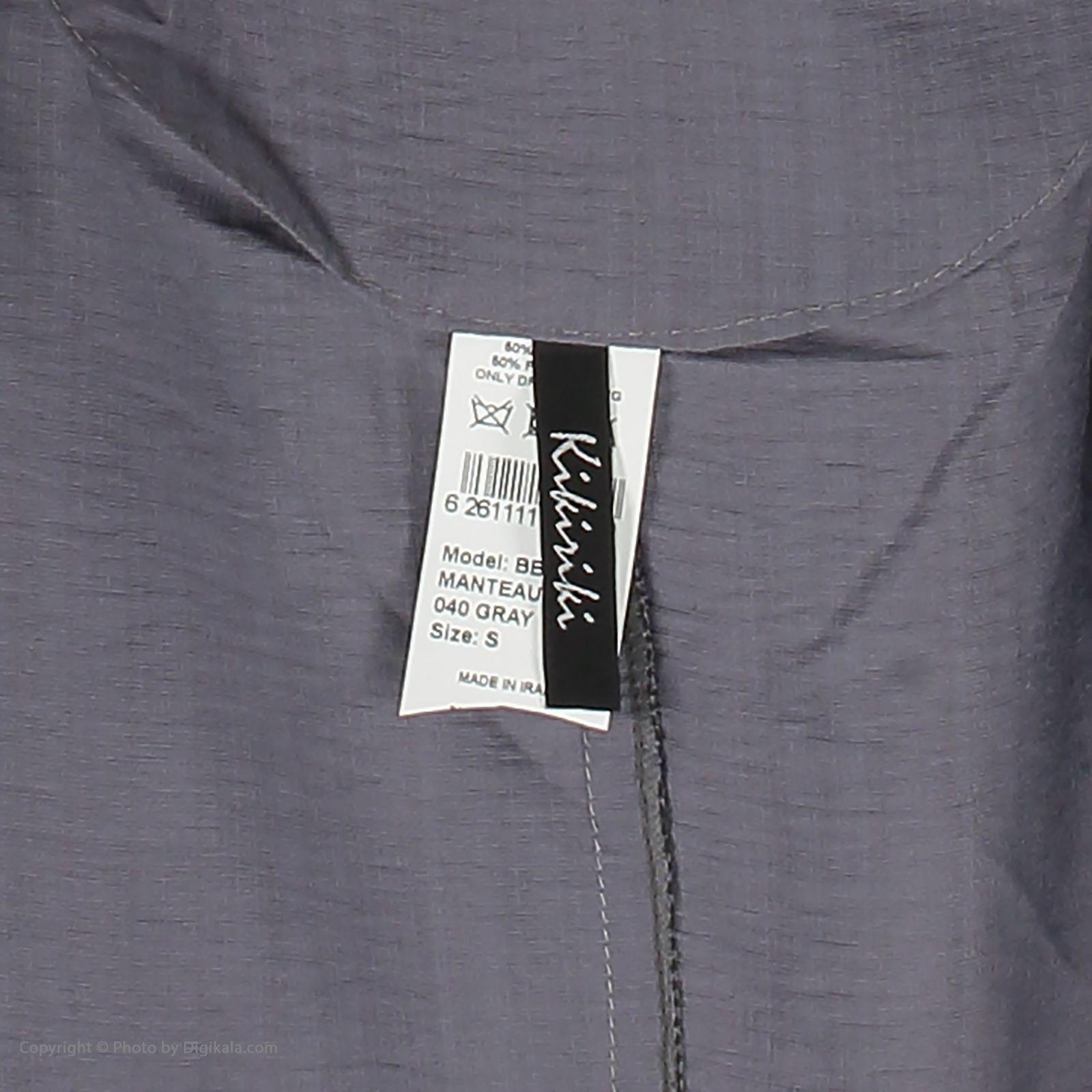مانتو زنانه کیکی رایکی مدل BB1111-040 -  - 7
