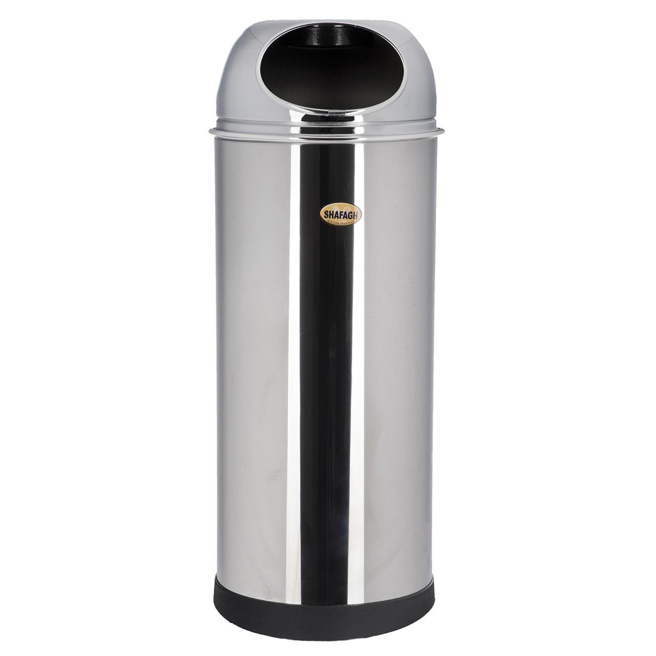 سطل زباله اداری شفق کد 2