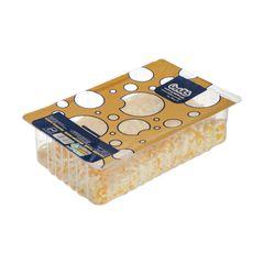 پنیر پروسس با طعم موزارلا و چدار رنده شده کالین مقدار 1000گرم