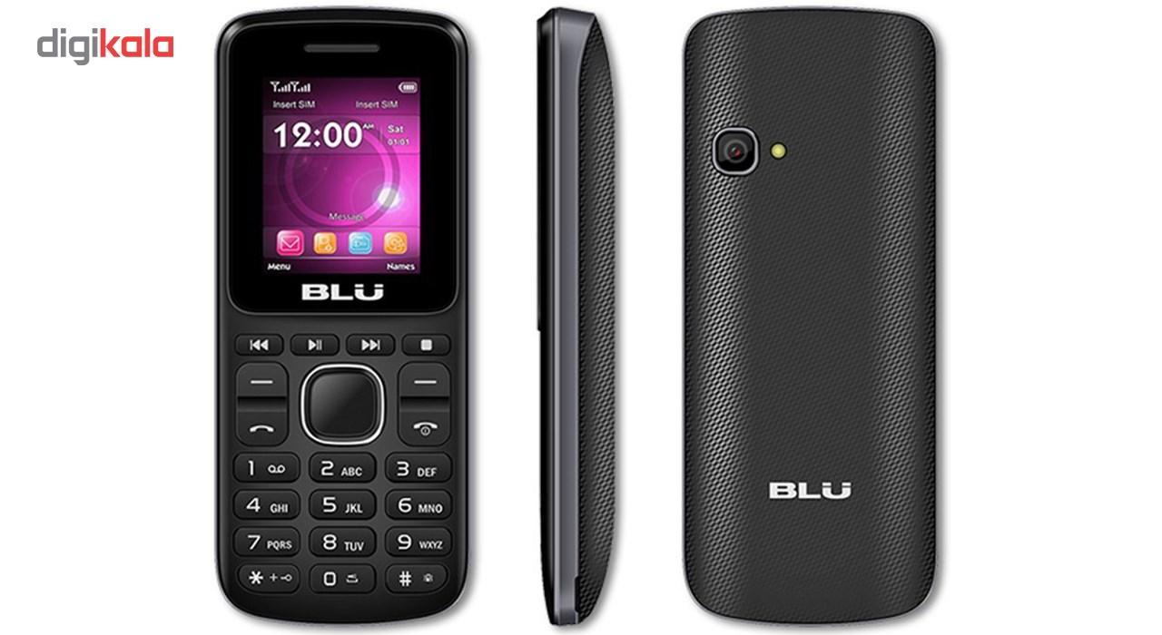 گوشی موبایل بلو مدل Z3 Music دو سیم کارت