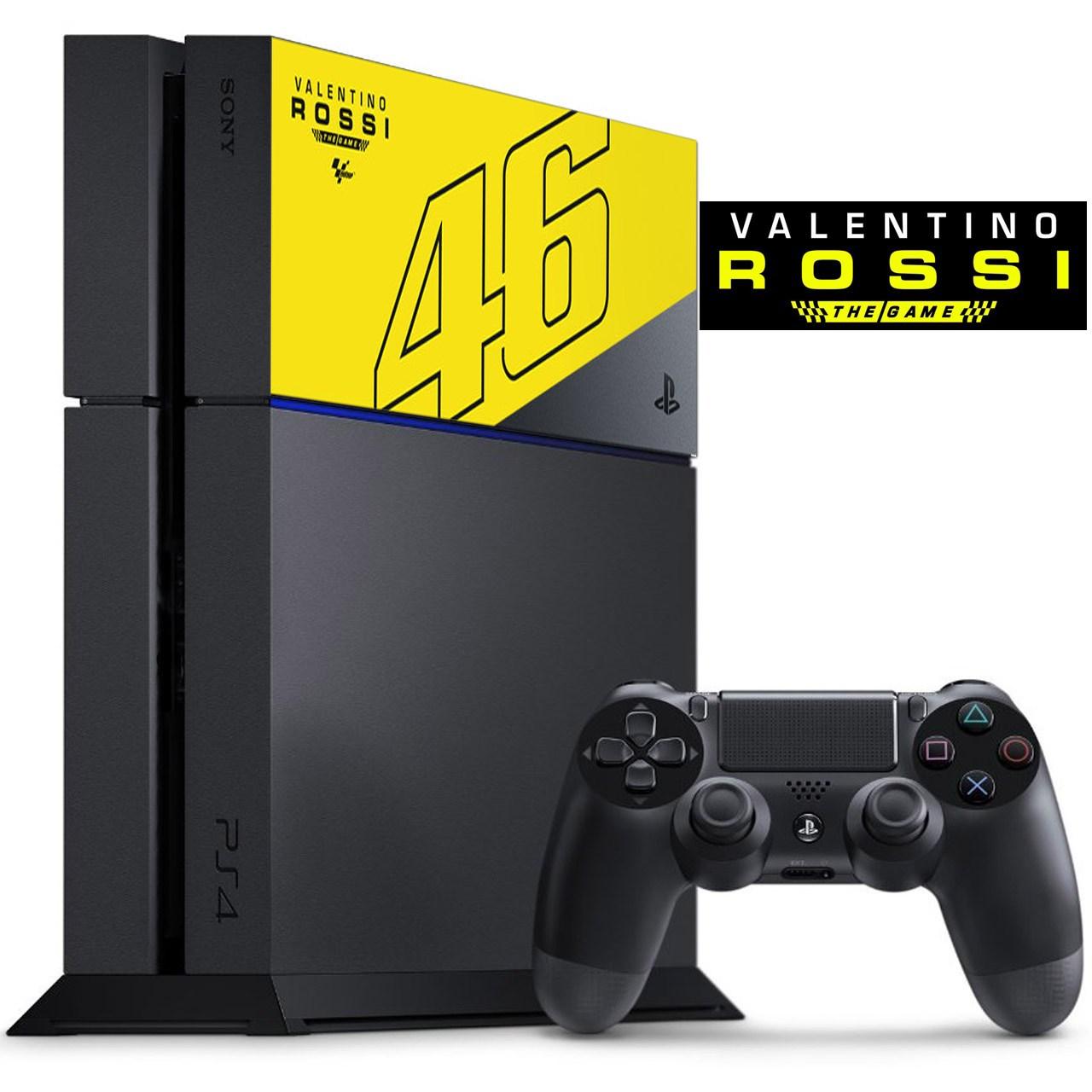مجموعه کنسول بازی سونی مدل PlayStation 4 کد CUH-1216B ریجن 2 - 1 ترابایت