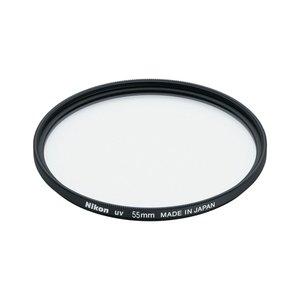 فیلتر لنز مدل UV 55mm  NC Filter