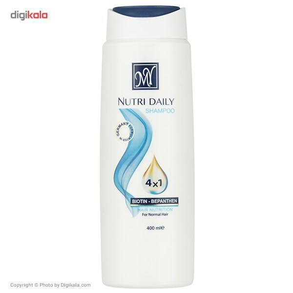 شامپو مای مدل Nutri Daily حجم 400 میلی لیتر main 1 1
