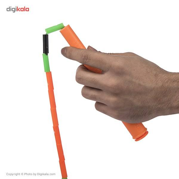 طناب ورزشی تناسب اندام تن زیب مدل Magic main 1 5