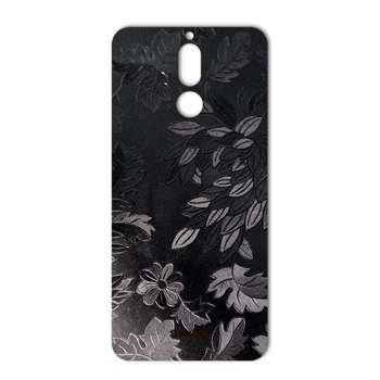 برچسب پوششی ماهوت مدل Wild-flower Texture مناسب برای گوشی  Huawei Mate 10 Lite
