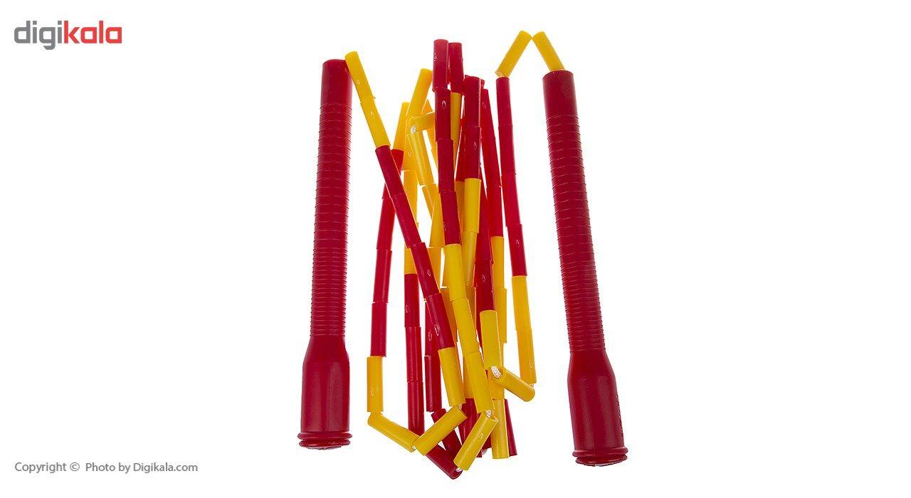 طناب ورزشی تناسب اندام تن زیب مدل Magic main 1 6