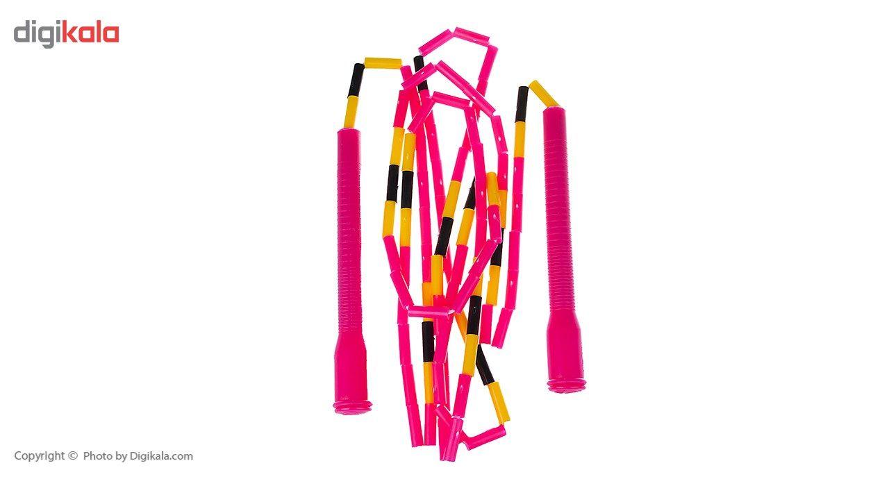 طناب ورزشی تناسب اندام تن زیب مدل Magic main 1 7