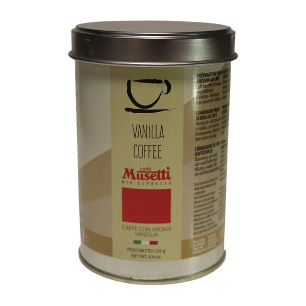 قوطی قهوه موزتی مدل وانیل 125 گرمی
