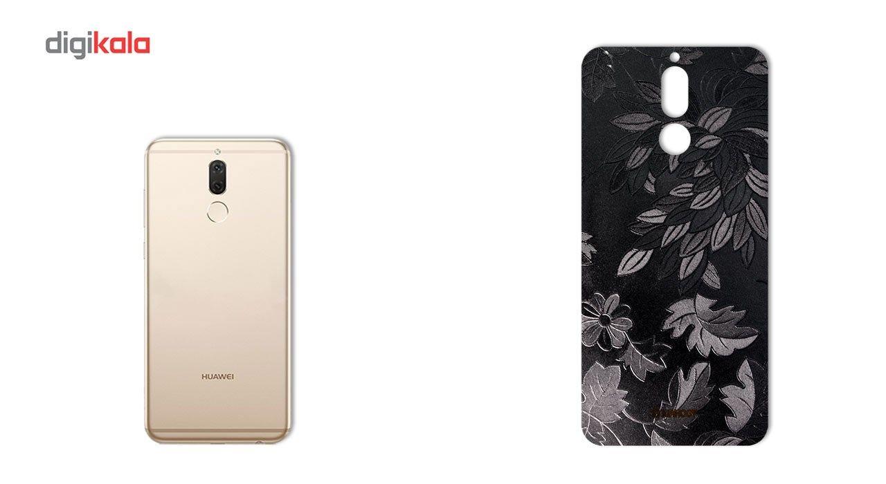 برچسب پوششی ماهوت مدل Wild-flower Texture مناسب برای گوشی  Huawei Mate 10 Lite main 1 1