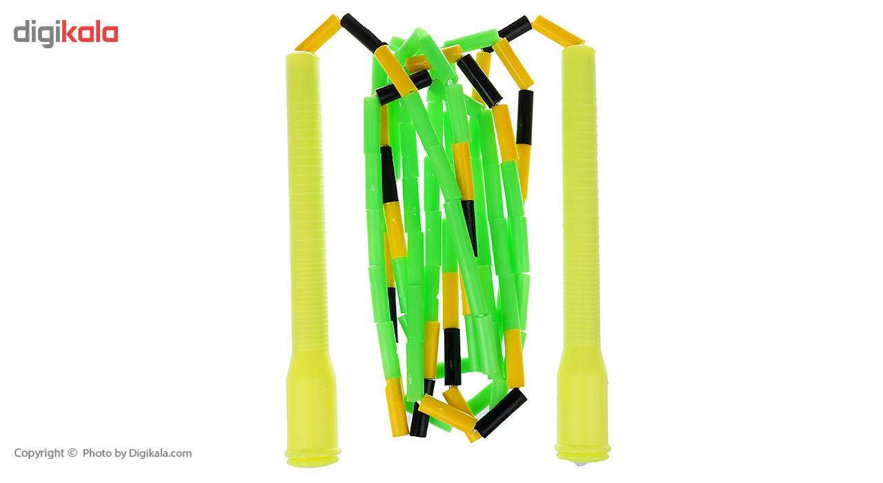 طناب ورزشی تناسب اندام تن زیب مدل Magic main 1 8