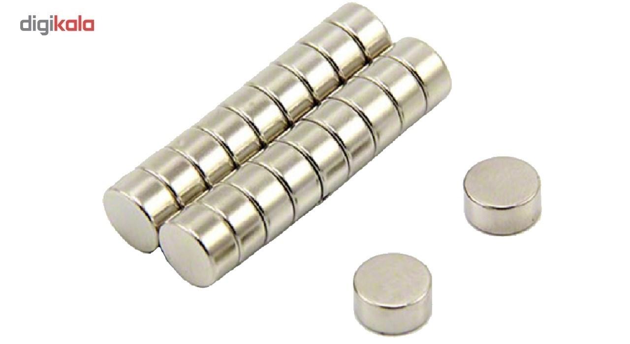 آهن ربا مدل استوانه کوچک بسته 20  عددی main 1 1