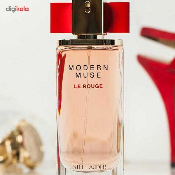 71933a946 ادو پرفیوم زنانه استه لودر مدل Modern Muse Le Rouge حجم 100 میلی لیتر main 1