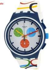ساعت مچی عقربه ای سواچ مدل SUSN100 -  - 1