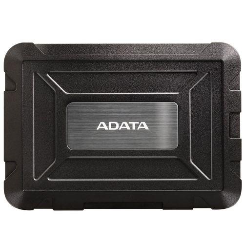 قاب اکسترنال ای دیتا مدل ED600 مناسب برای هارد دیسک و حافظه اس اس دی 2.5 اینچی
