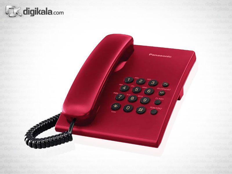 تلفن باسیم پاناسونیک KX-TS500MX main 1 3