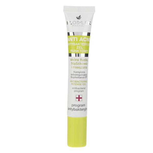 ژل ضد جوش و کنترل کننده چربی پوست فلوس لک مدل Anti Acne