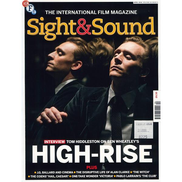 مجله Sight & Sound - آوریل 2016