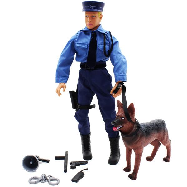 اکشن فیگور ام اند سی مدل Police 90178B