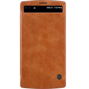 کیف کلاسوری چرمی نیلکین مدل Qin مناسب برای گوشی موبایل ال جی V10