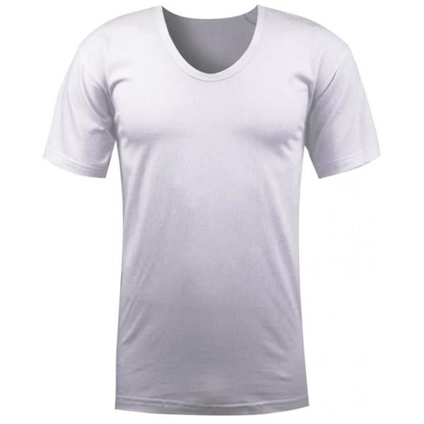 زیرپوش آستین کوتاه مردانه مدلAW