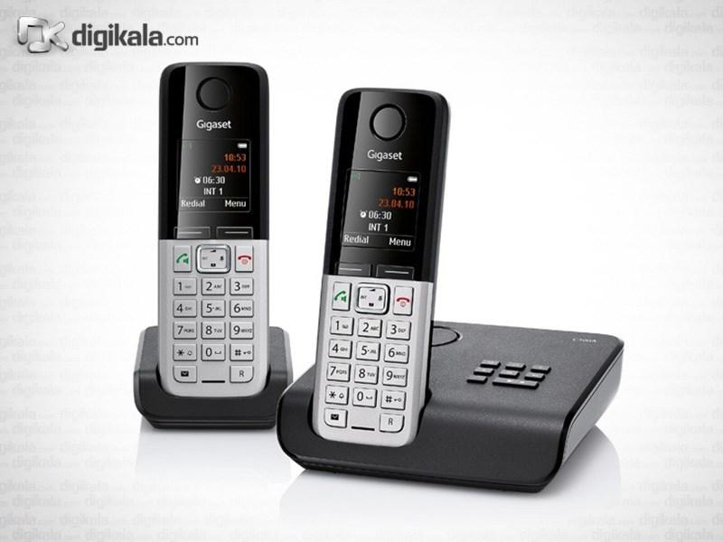 قیمت                      تلفن بی سیم گیگاست C300A Duo