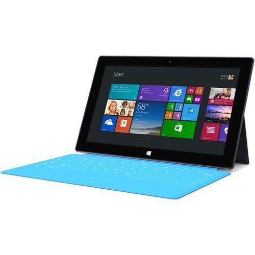 تبلت مایکروسافت مدل Surface RT به همراه کیبورد ظرفیت 32 گیگابایت