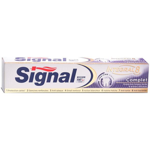 خمیر دندان سیگنال مدل Complet حجم 75 میلی لیتر