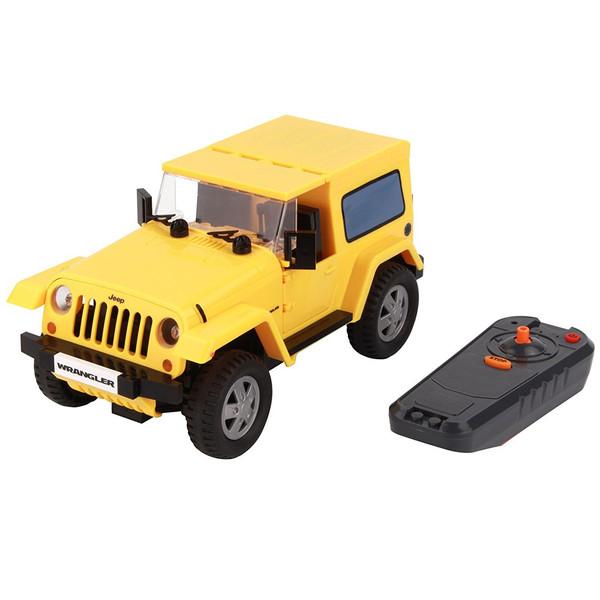 ماشین بازی کنترلی کوبی مدل Jeep Wrangler 21921