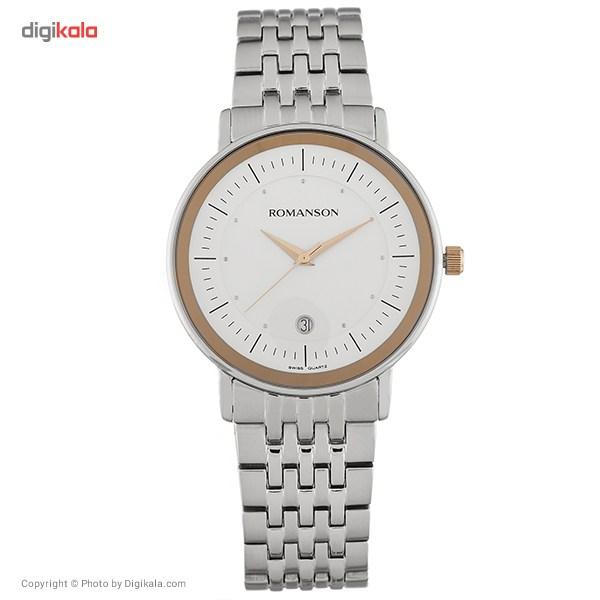 خرید ساعت مچی عقربه ای مردانه رومانسون مدل TM4225MM1JA16R