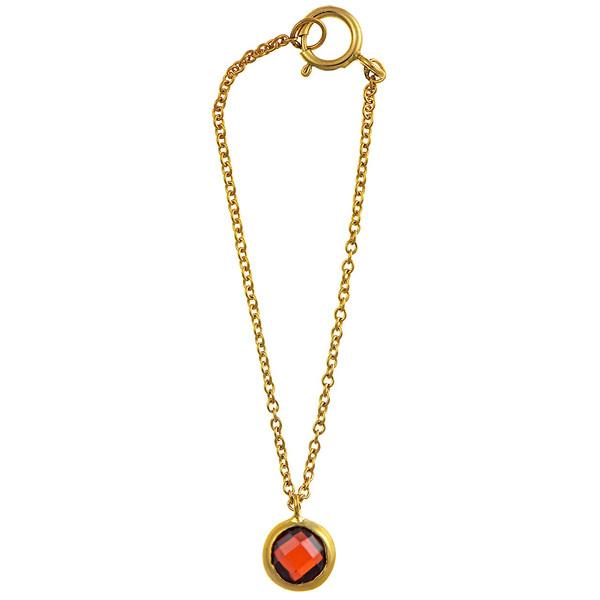 آویز ساعت طلا 18 عیار ماهک مدل MW0023 - مایا ماهک