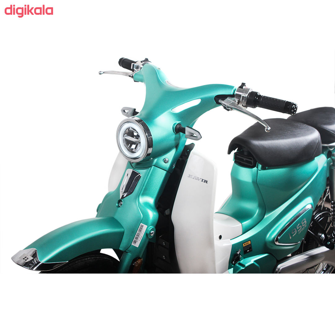 موتورسیکلت برقی کویر مدل KV1958 سال 1399 main 1 5