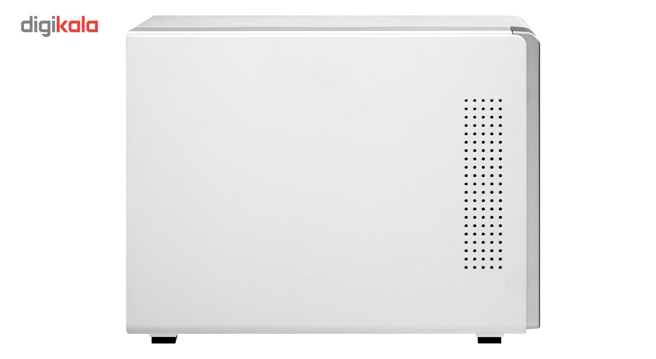 ذخیره ساز تحت شبکه کیونپ مدل TS-231P بدون دیسک