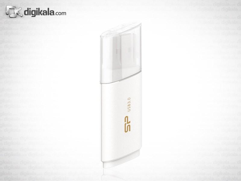 فلش مموری سیلیکون پاور مدل Blaze B06 ظرفیت 8 گیگابایت
