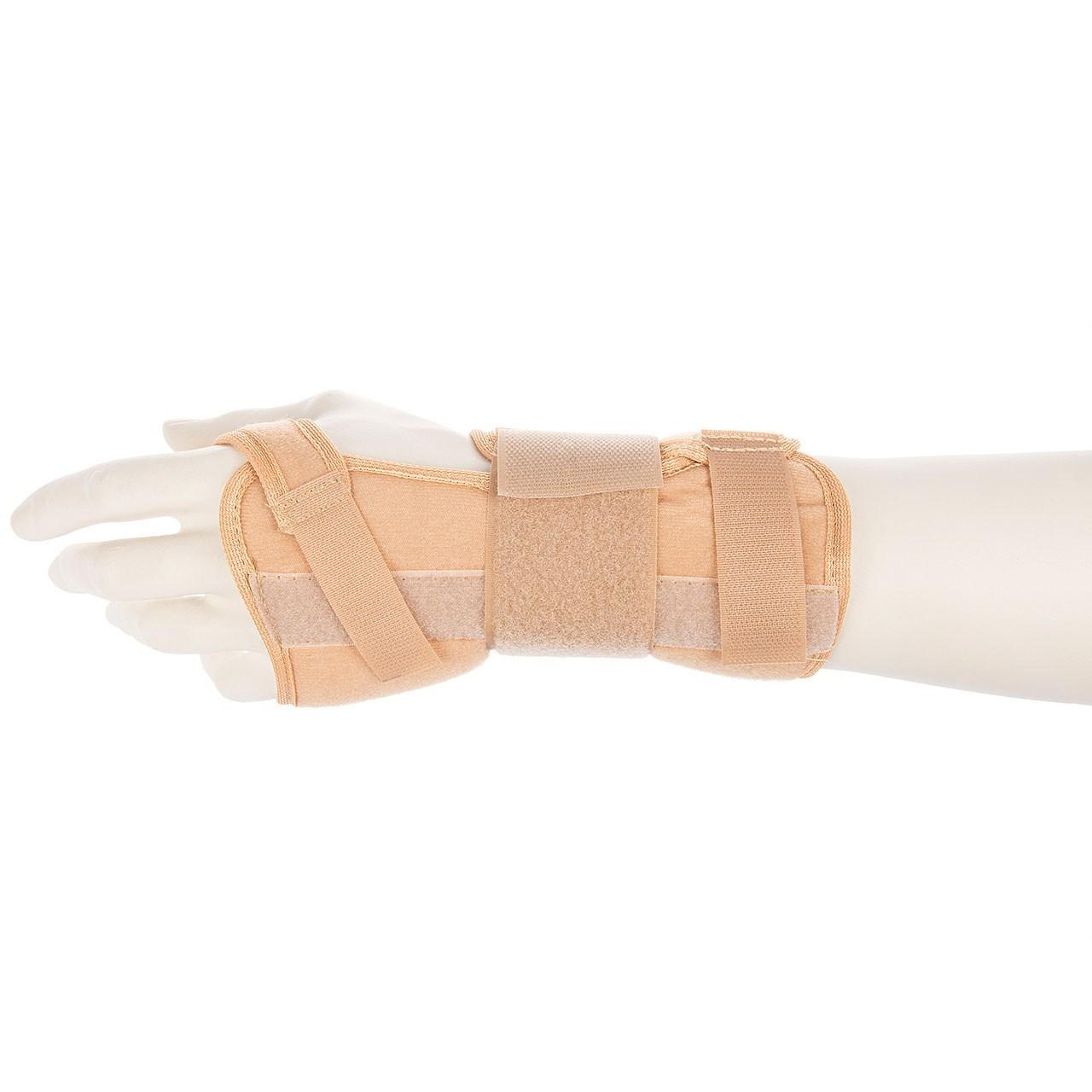 مچ بند طبی دست چپ پاک سمن مدل CTS With Hard bar سایز بزرگ