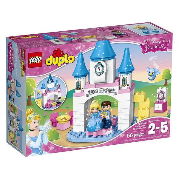 لگو سری Duplo مدل Cinderella Magical 10855