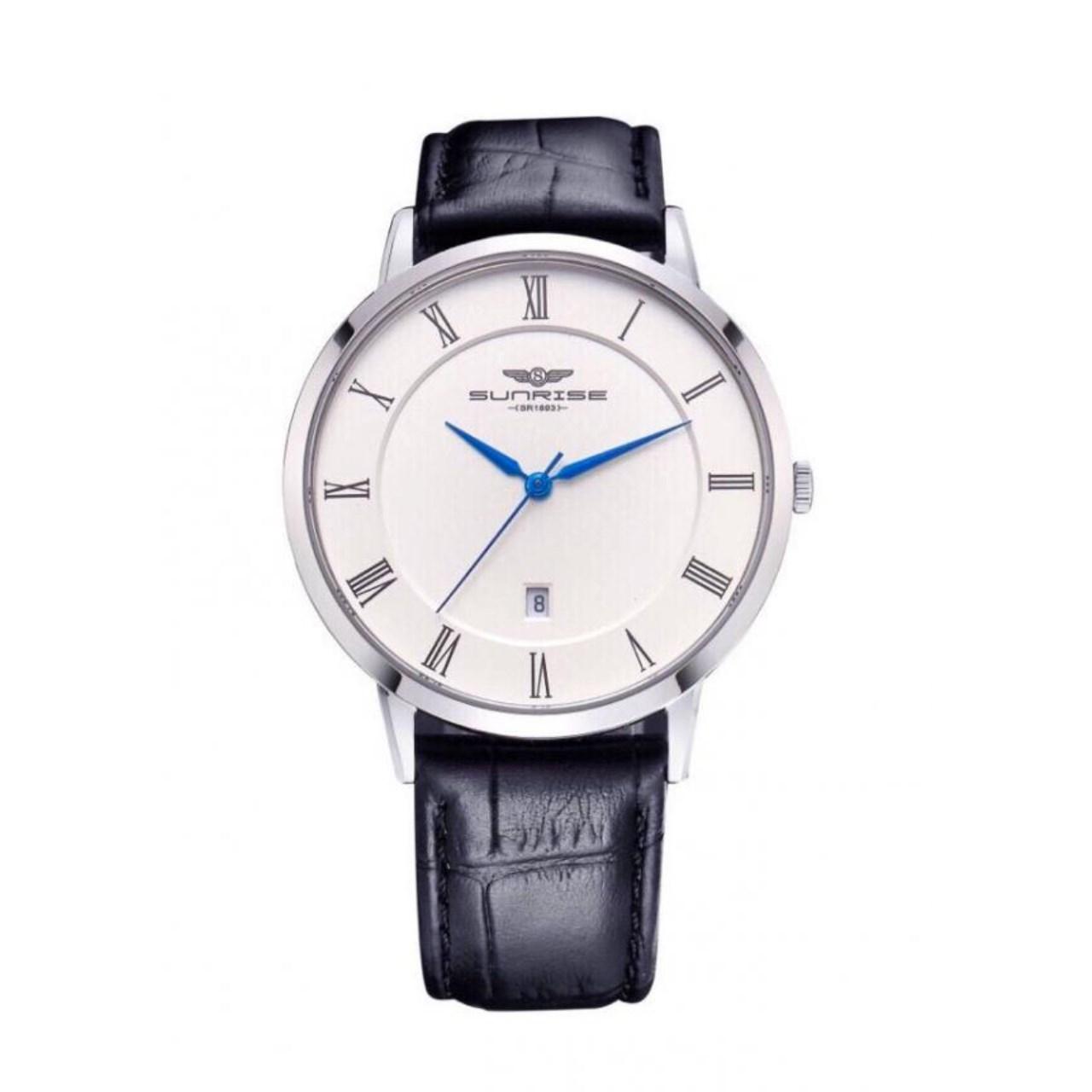 ساعت عقربه ای مردانه سانرایز  مدل SG1082.4102