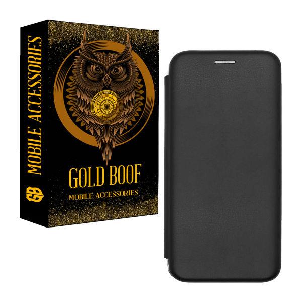 کیف کلاسوری گلد بوف مدل GFGNT-1 مناسب برای گوشی موبایل سامسونگ GALAXY A11