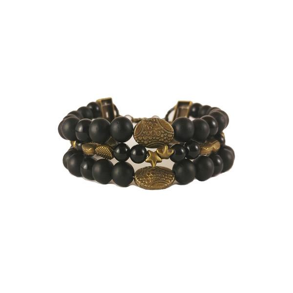 دستبند آدرینا گالری طرح ویانا کد BM1080