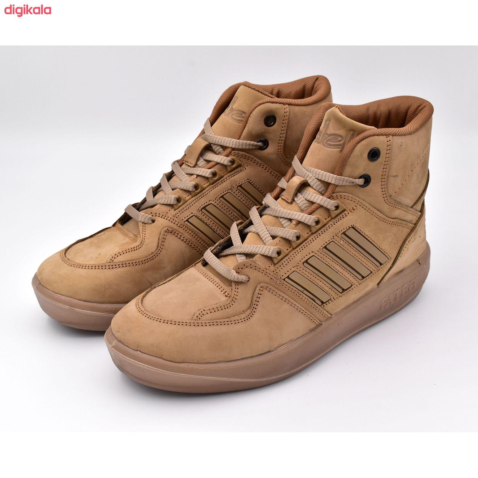 کفش طبیعت گردی مردانه فاتح مدل سنتر کد 8296 main 1 4
