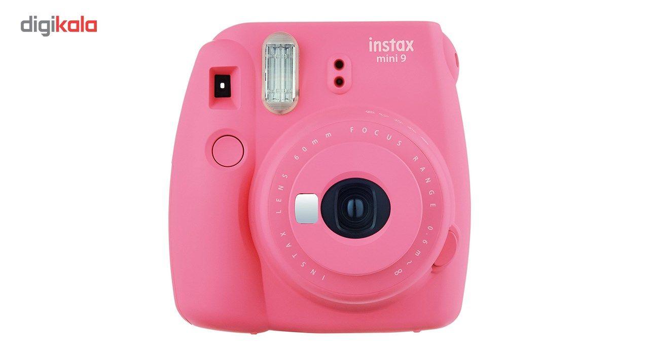 دوربین عکاسی چاپ سریع فوجی فیلم مدل Instax Mini 9 main 1 1