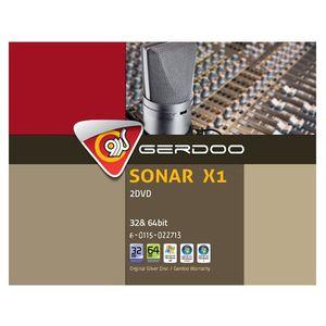 مجموعه نرمافزار گردو  Sonar X1 32 & 64 bit