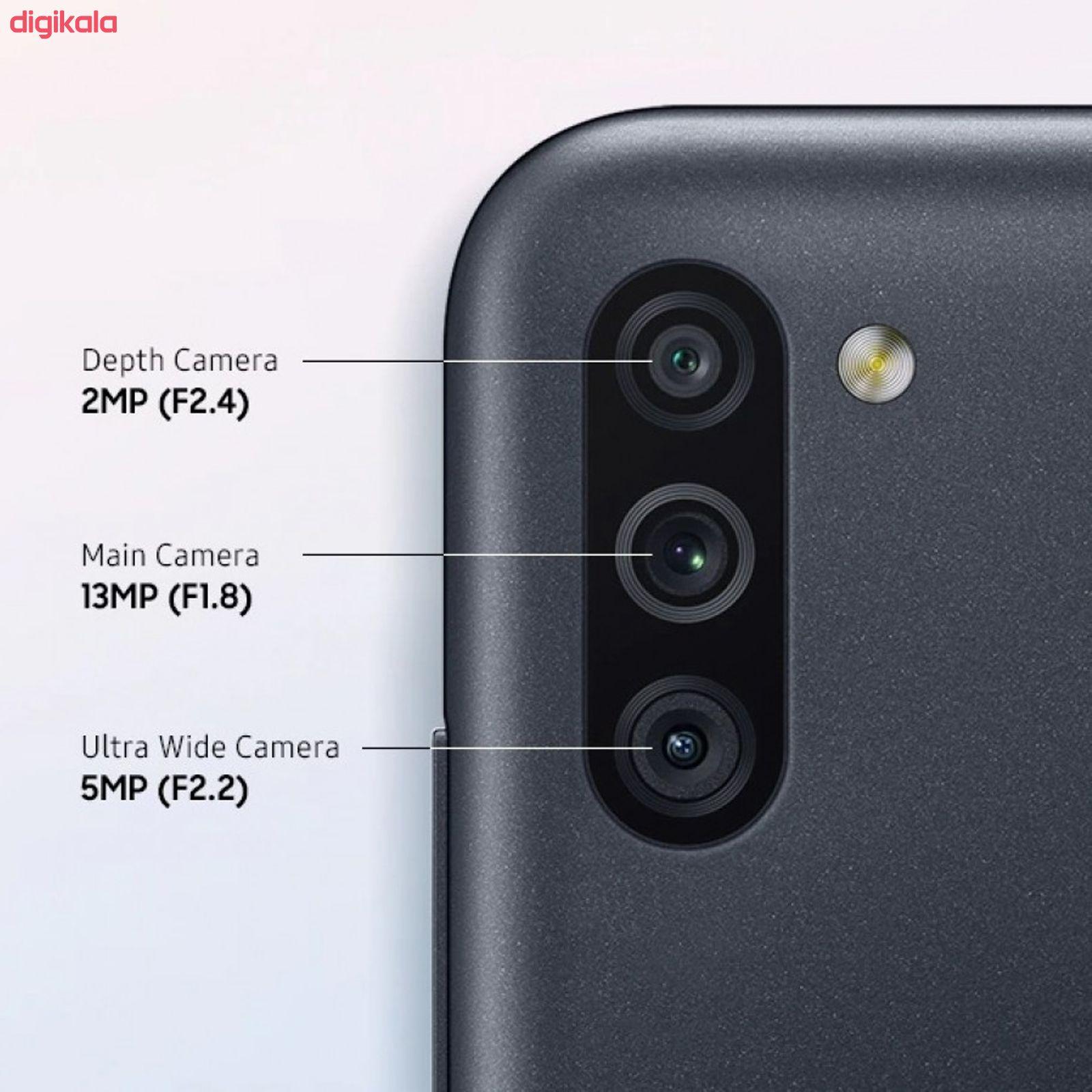 گوشی موبایل سامسونگ مدل  Galaxy M11 SM-M115F/DS دو سیم کارت ظرفیت 32 گیگابایت main 1 14